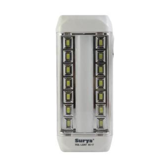 Surya Lampu Emergency SQL L2207 SMD Led Light LED - Putih