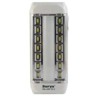 Surya Lampu Emergency SYT L2207 SMD Led Light LED - Putih