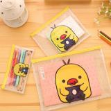 ... Tempat Pensil Zipper / Zipper Bag Kartun Lucu Small - 3