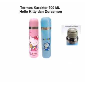 Termos air Stainless Steel 500 Ml- Karakter