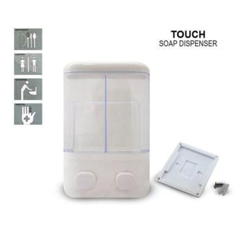 Touch Soap Double Dispenser Sabun Cair 2 Tabung