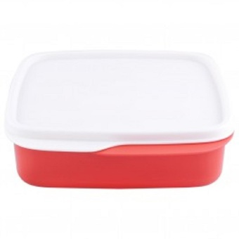 Tupperware Lolly Tup - Merah