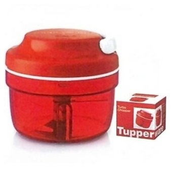 Tupperware Turbo Chooper - Merah