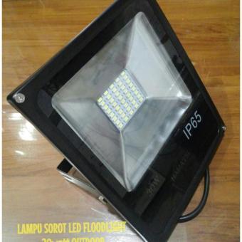 Universal - Lampu Sorot Led 20 Watt original