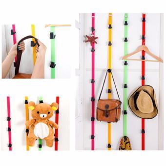 Hot Deals UP DN Hook Hanger - Gantungan Baju Tas Dan Topi Rack Organizer Gantungan Baju