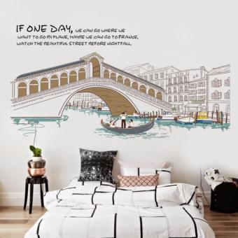 Wall Sticker Stiker Dinding AM9211 Colorful