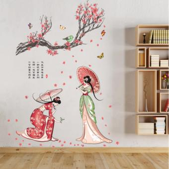 Wall Sticker Stiker Dinding JM7331