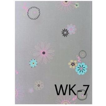 Wallpaper kaca/ stiker kaca- stiker kaca motif