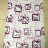 Review Wallpaper Sticker Hello Kitty Pink Wallpaper Dinding C060 Dan