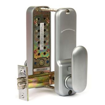 Push Button Door Lock