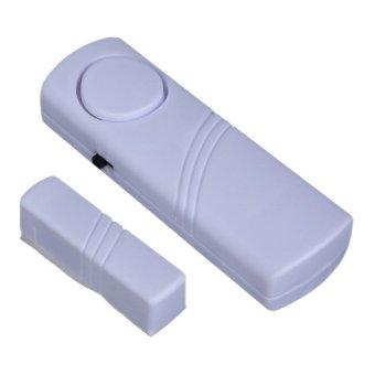 Yangunik Alarm Pintu Anti Maling Door entry alarm - Putih