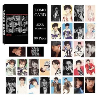 Youpop KPOP Super Junior SJ SuJu SuJr Album LOMO Cards K-POPFashion Self Made Paper