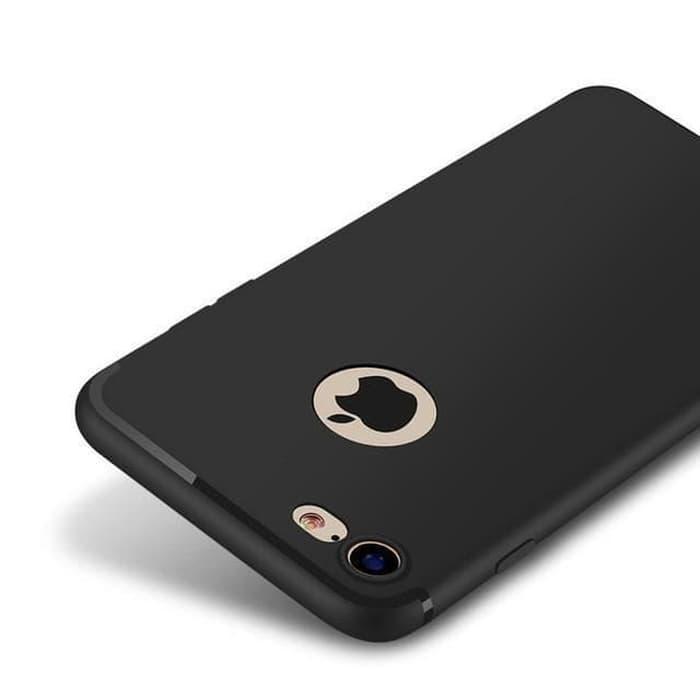 Case IPhone 7 Black Matte - Premium Quality