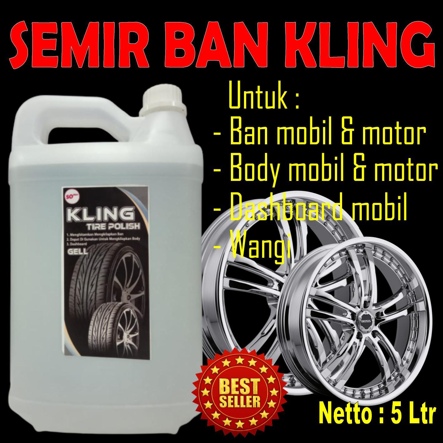 [cod] …!!! semir ban kling 5 liter