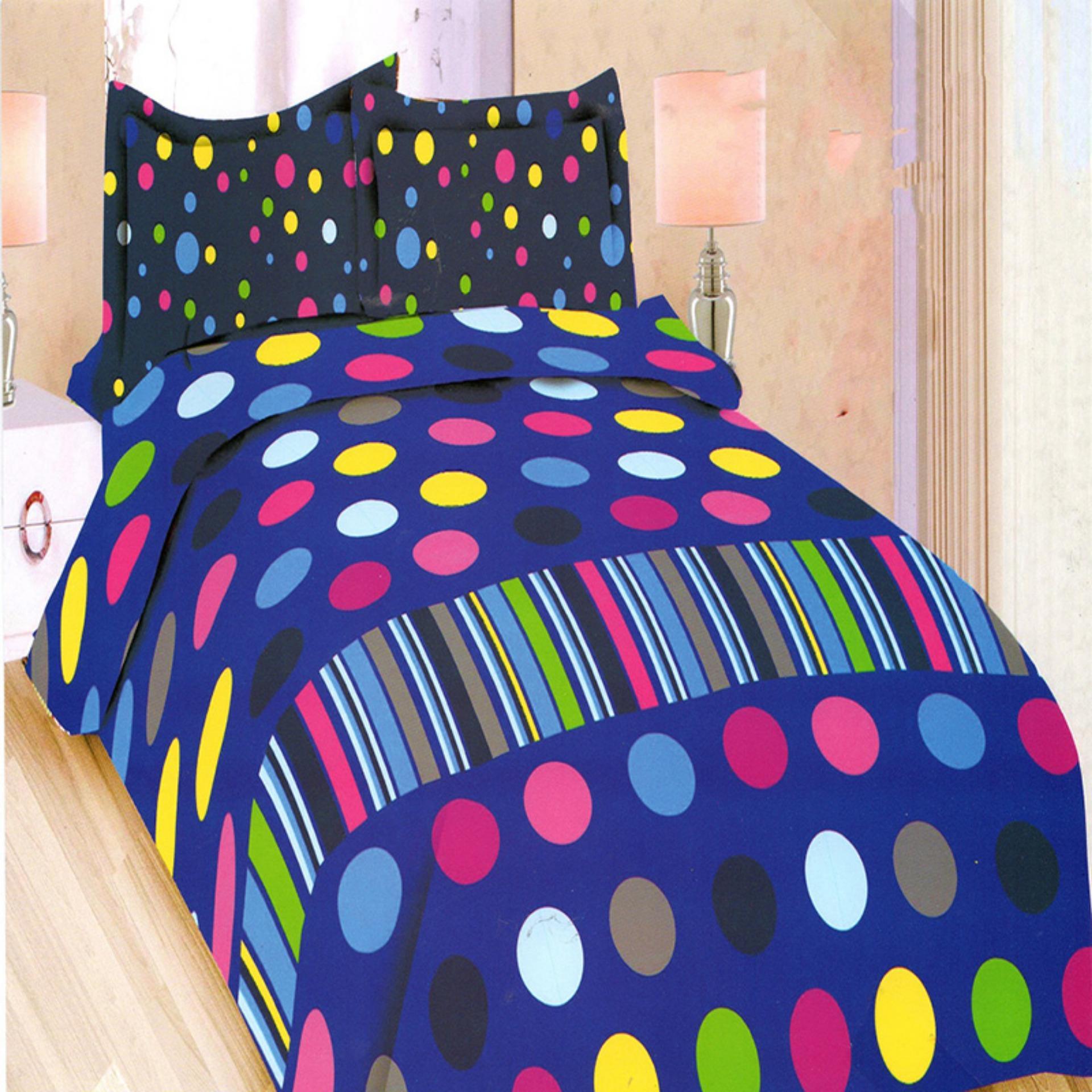 Bonita Bedcover King 3D Motif Everbest 180x200 cm