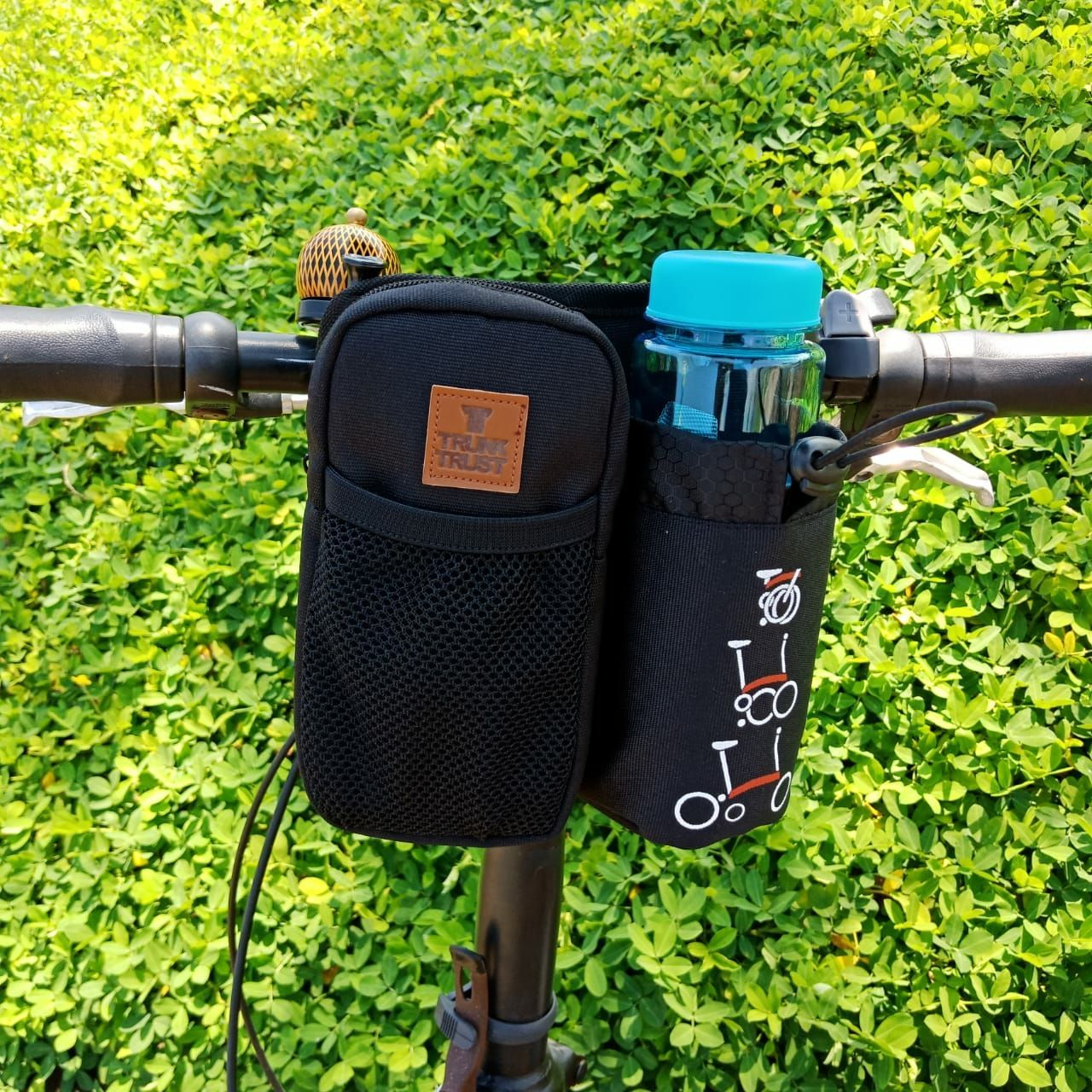 front block sepeda lipat pacific