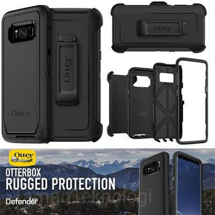 Features Case Otterbox Defender For Samsung Galaxy S8 Cover S 8