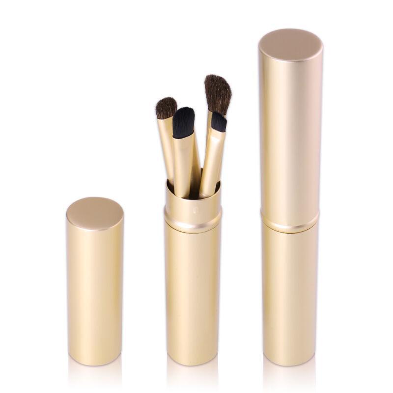 [sip smart] o.two.o kabuki brush set kuas make up powder blush eyeshadow eyeliner (5 pcs) 30166