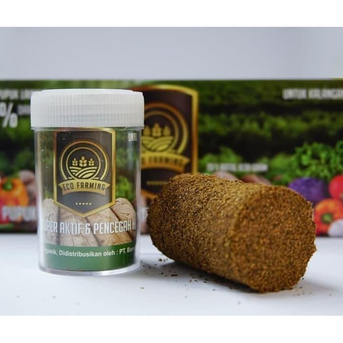 eco farming pupuk organik 100% original per 5 botol