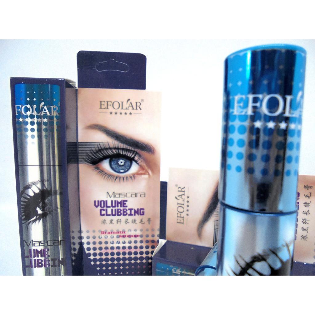 6f350cb8416 Detail Gambar Elora Kosmetik - EFOLAR MASCARA VOLUME CLUBBING MASCARA Murah  Terbaru