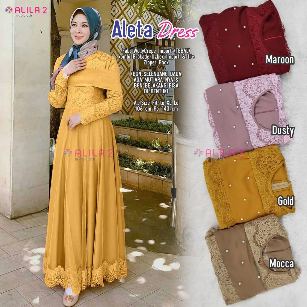 Review Vannesa Dress Cotton Linen Hq Model Long Dress Modern
