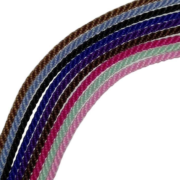 tali tambang pelintir aneka warna bahan accesories