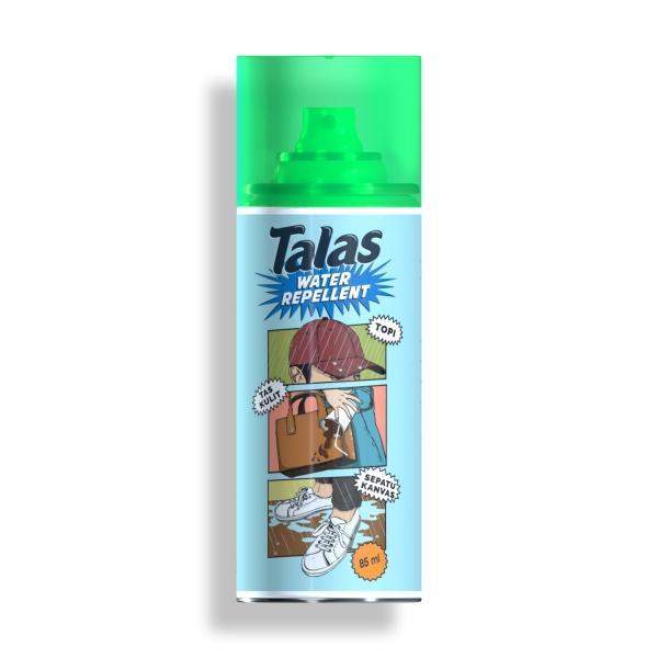 Talas Water Repellent 85ml (Pelindung Anti Air)