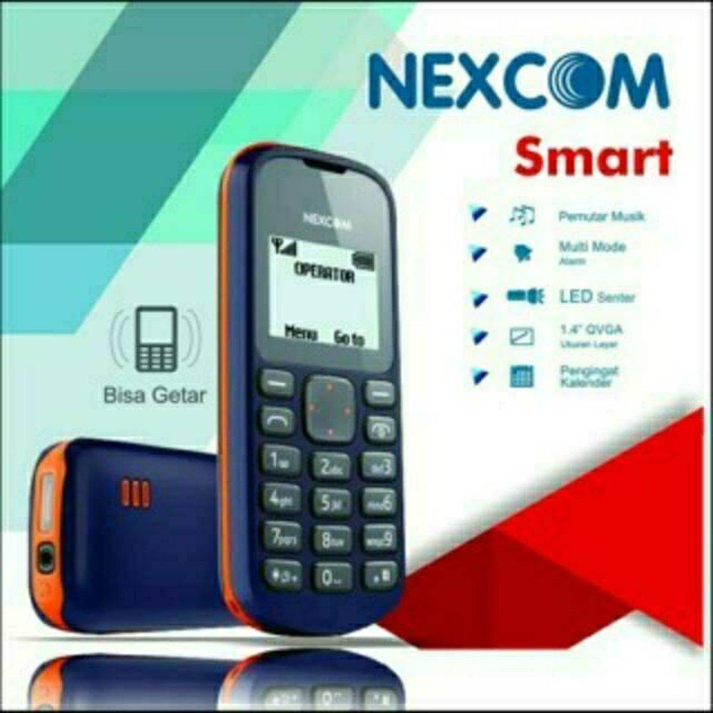 nexcom smart single sim / hp unik / hp