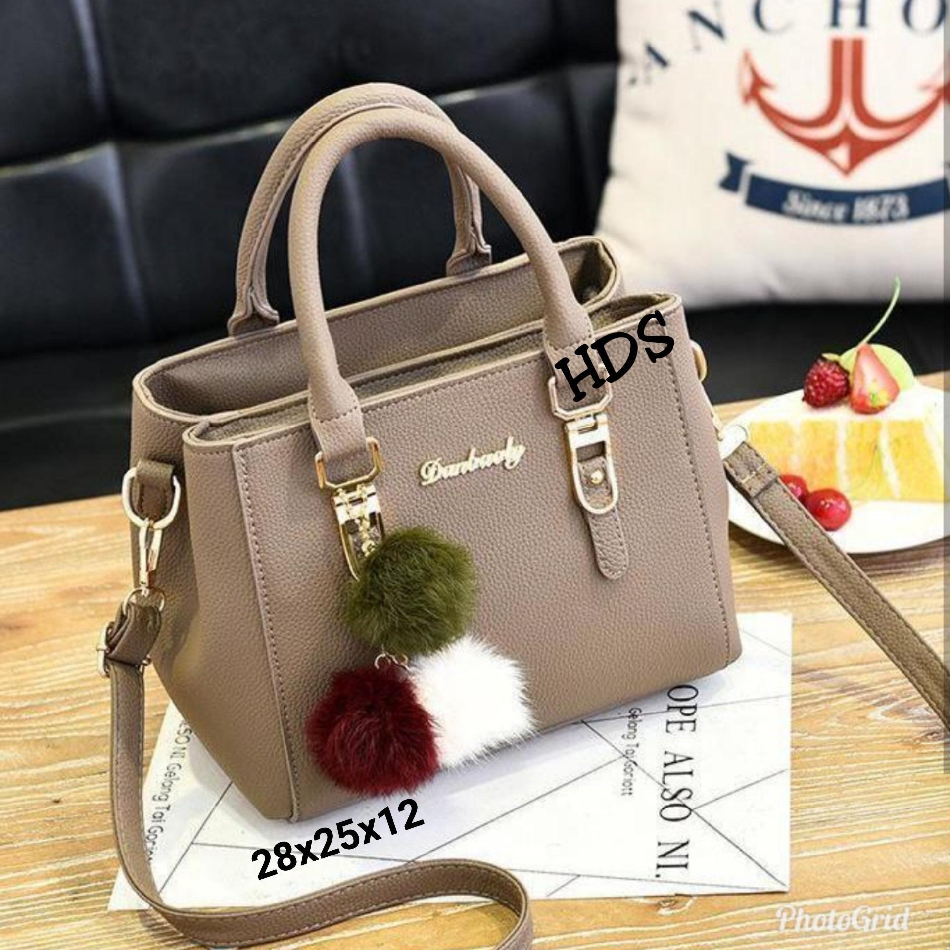 Amaryllis Sling Bag Korean Style Diarlo / Tas Selempang Wanita Korean Style