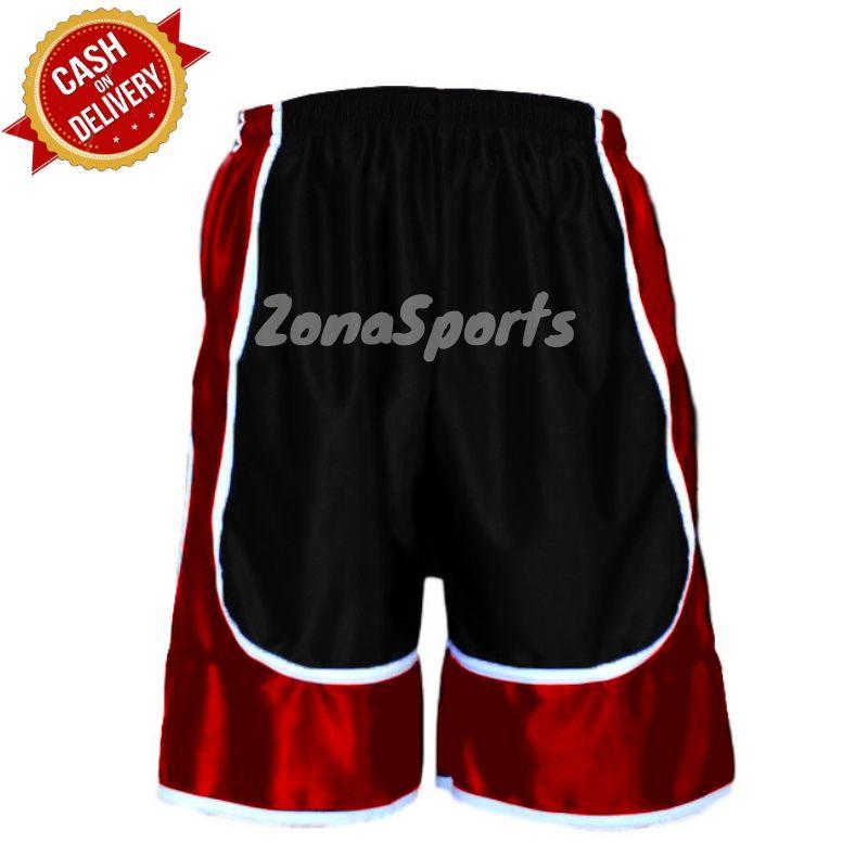 zona sport celana lari pendek pria ank71704