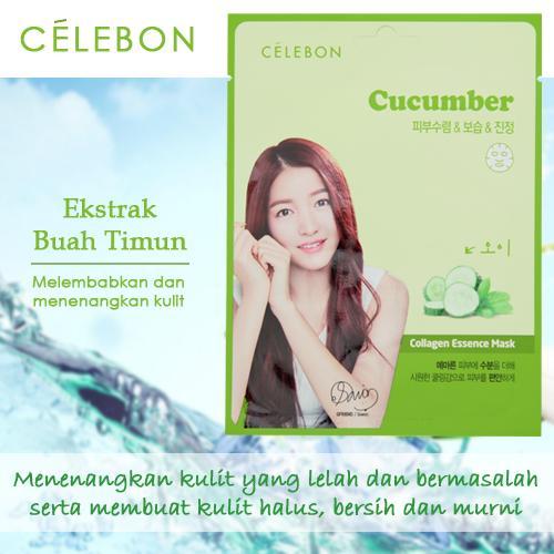 Celebon Collagen Essence Mask - 2 ...