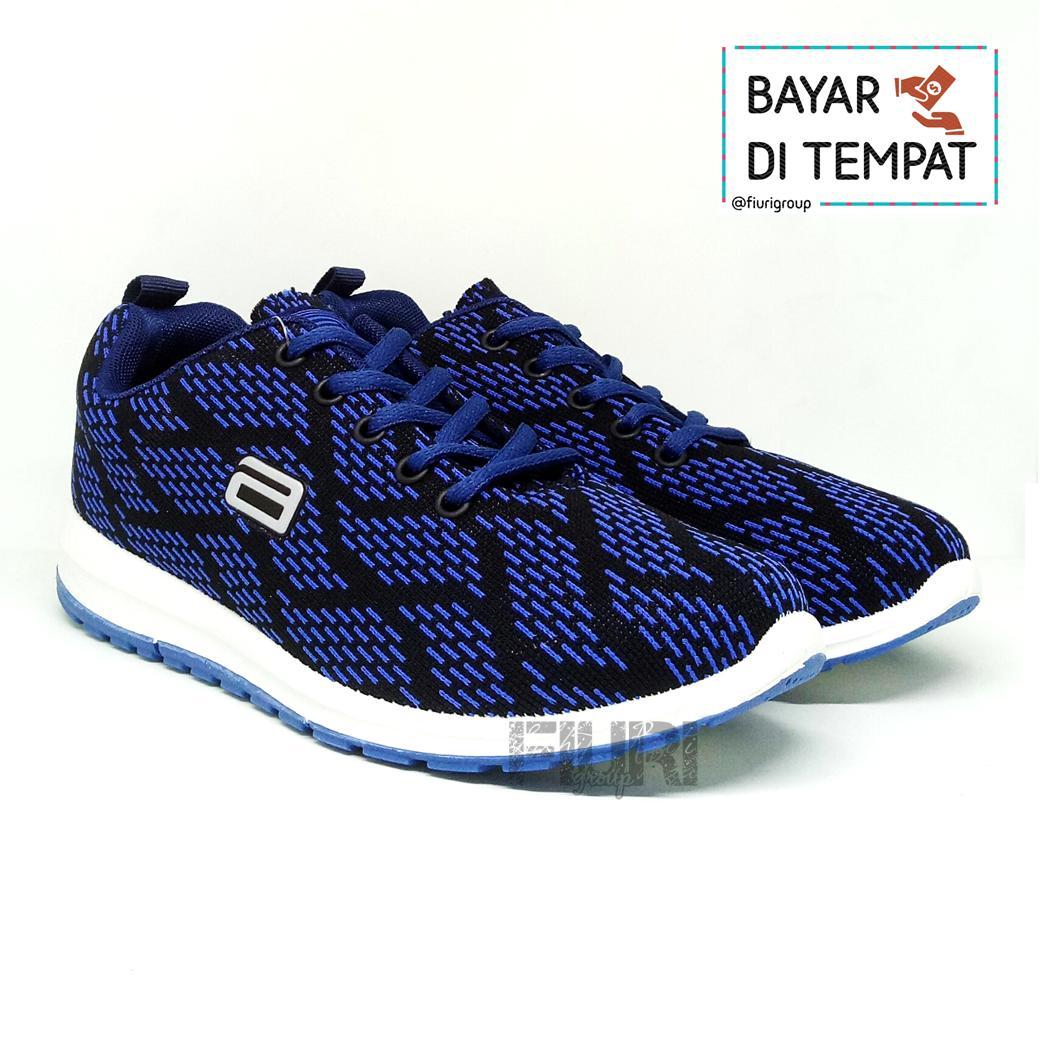 FIURI - Ando Original - Ochi Hitam Biru - Sepatu Kets Wanita - Sepatu  Sneakers - 9ba9efb48d