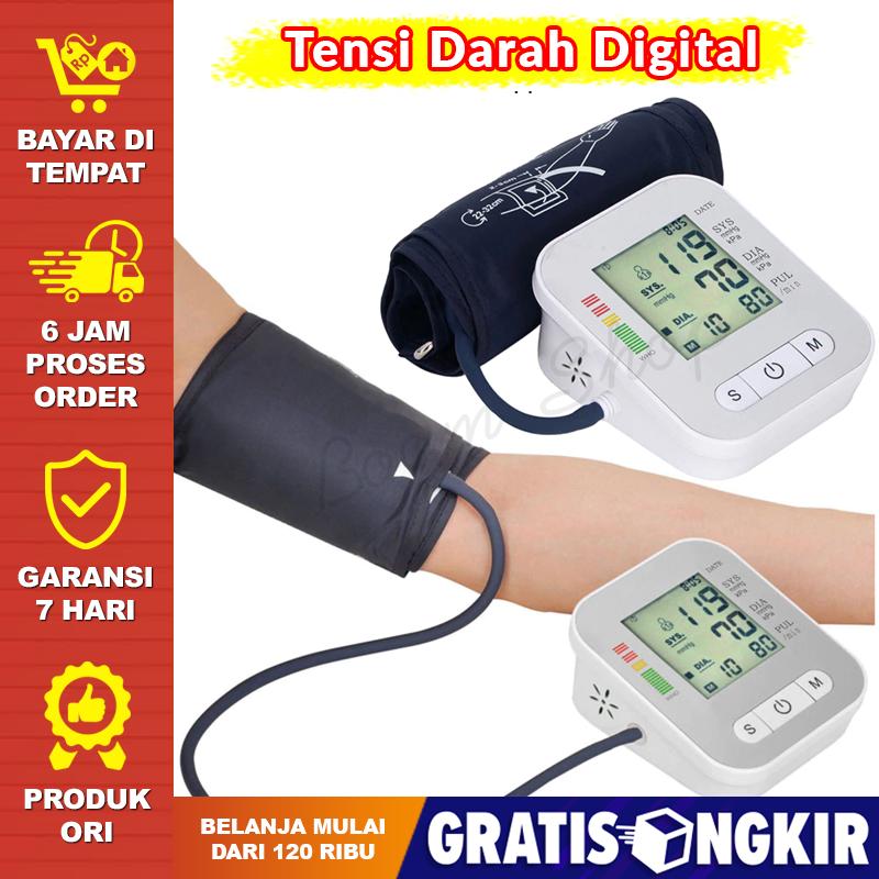 tensi darah digital alat tensi darah digital akurat tensimeter digital alat ukur tekanan darah otomatis  intellective pengukur tekanan darah blood pressure – boom shop