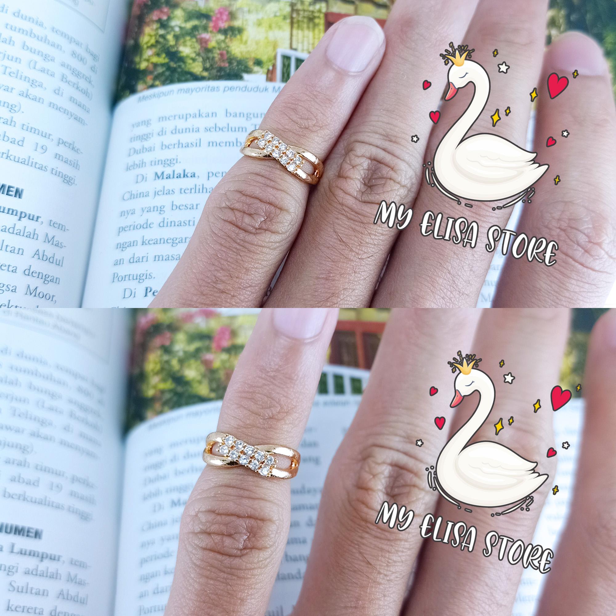 my elisa cincin xuping anak balita mata cantik 69