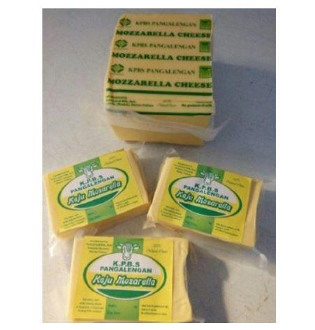 keju mozarella kpbs 250gr khusus pulau jawa