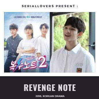 drama korean REVENGE NOTE