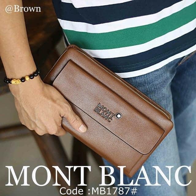 handbag tas tangan pria kulit mont_blanc super premium import