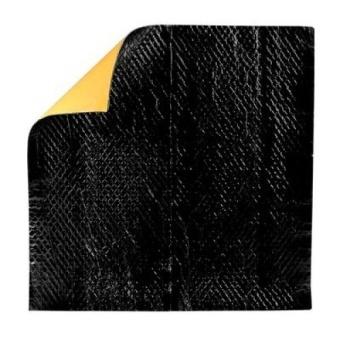 3M Sound Deadening Pads 500mm x 500mm - Peredam Suara Mesin Mobil - 1 Each - Hitam