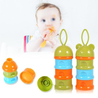Pumpee Stylist Container . Source · 1 PC Bear 3 Lapis Portable Bayi .