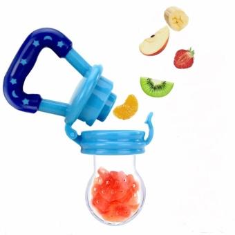 1x Nipple Fresh Food Milk Nibbler Feeder Feeding Tool Safe BabySupplies - intl