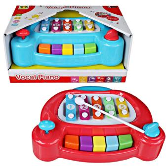AA Toys Vocal Piano 789 Xylophone - Mainan Kolintang Warna