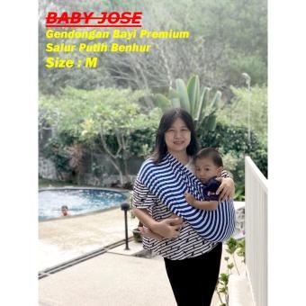 BAYIE - BABY JOSE Gendongan Bayi Kaos Premium Ukuran M // Geos/Selendang Bayi