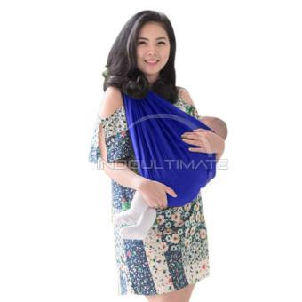 BABY LEON GENDONGAN Bayi Kaos/Geos/selendang Bayi Praktis BY 44 GB Polos Ukuran