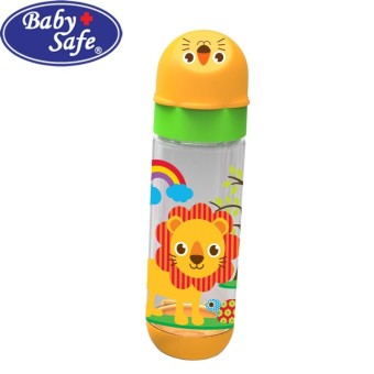 Baby Safe Botol Susu / Feeding Bottle 250 ml AP002- Yellow
