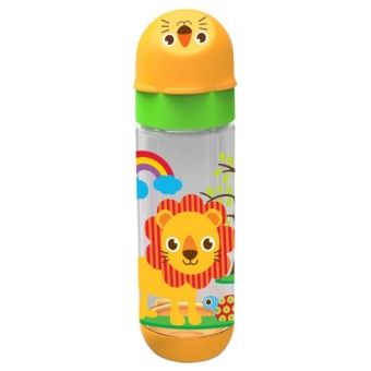 Baby Safe Feeding Bottle BPA Free Orange 250 ml AP002 - Botol Susu Bayi 250ML
