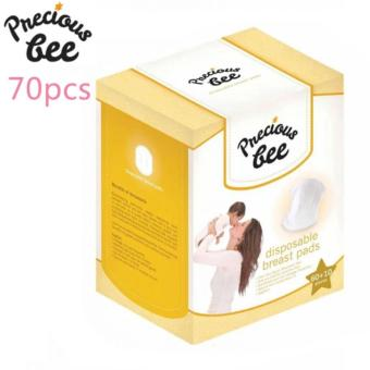 BabyBee Precious Bee Disposable Breast Pads Penyerap Asi Isi 70