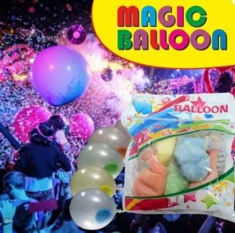 Balon Pesta Ulang Tahun Magic Balloon For Party