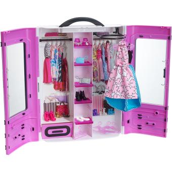 Barbie(R) Fab Fashion Closet - Purple