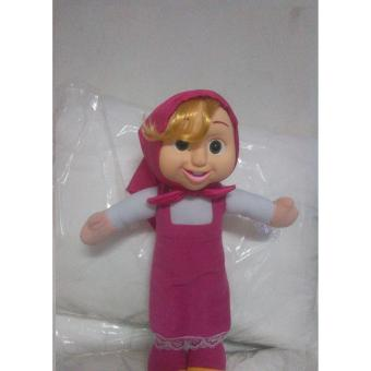 XX119 1 Price Source Boneka Marsha and the bear Karakter High Quality .