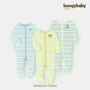 Boogybaby Sleepsuit 6-9M Under The Sea - 3 Set